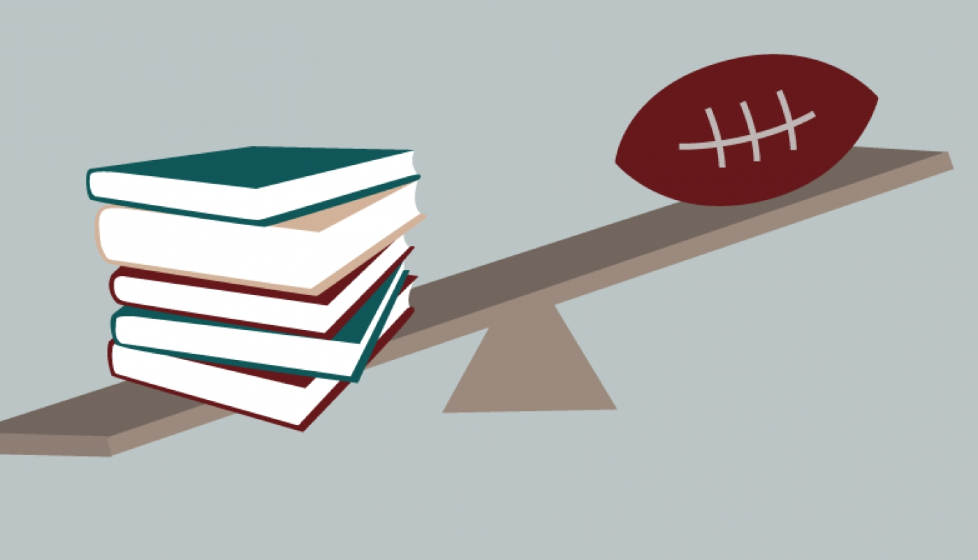"""student athletes deserve more than just scholarships Should college athletes get paid to play """"should scholarships are just a student athletes deserve more than scholarships a look into the finances."""
